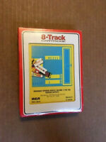 NEW/SEALED 8-TRACK: BROADWAY OPENING NIGHTS, VOLUME 1 - THE '60'S