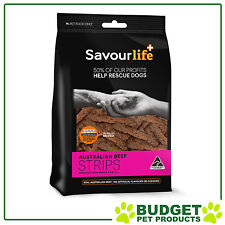SavourLife Australian Beef Strips Treats For Dogs165gm