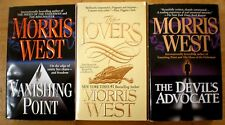 THE DEVIL'S ADVOCATE Morris West 1st Print 1996 Mystery Paperback + 5 more books