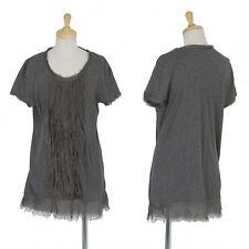 DKNY Bleed pleated T shirt Size P(K-51031)
