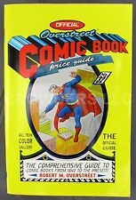 GemStone Official Overstreet Comic Book Price Guide #32 1st Print Superman Cover