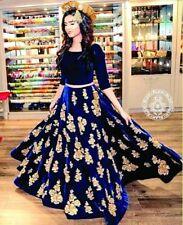Bollywood Indian Party Wear Lehenga Lengha Choli Wedding Saree Pakistani Lehenga