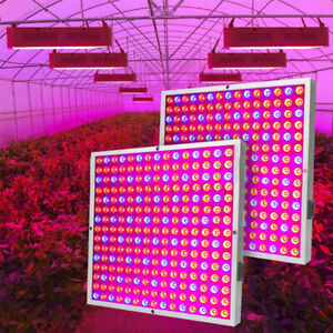 8000W LED Grow Light Plant Lights for Plants Full Spectrum Panel Growing Lamp