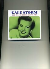 GALE STORM - ESSENTIAL DOT RECORDINGS - 1955 - 1959 - 3 CDS - NEW!!