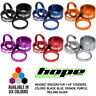 """Hope Space Doctor 2x5mm 1x10mm 1x20mm Spacers For 1-1/8"""" Steerer All Colors New"""