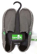 NEW AUTHENTIC SANUK ROUNDER HOBO Mens Shoes 88434 SMF10629 CHRC GREY