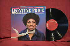 LEONTYNE PRICE: God Bless America LP Sealed RCA Arl1-4528