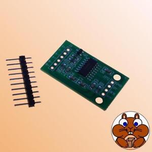 HX711 Board Chip Waage Gewicht Sensor Arduino Raspberry Pi Load Cell Scale Modul