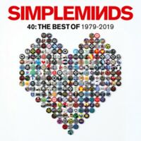 Menti Semplici - Forty: The Best Of Simple Minds 1979-2019 Nuovo LP