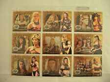 Xena Warrior Princess Beauty & Brawn Amazon Warriors AW1-9