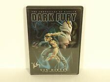The Chronicles of Riddick - Dark Fury (Dvd, 2004) anime