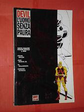 DEVIL UOMO SENZA PAURA 1° EDIZIONE 1994 COMPLETO CON  4 POSTER ATTACCATI- PANINI