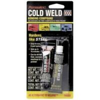 Cold Weld Bonding Compound, Two 1 Ounce Tubes Carded (14600can)