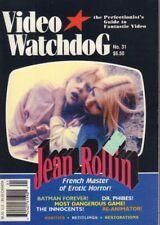 Video Watchdog no.31 Jean Rollin Batman Forever 021318DBE