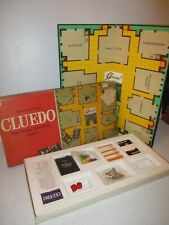 VINTAGE CLUEDO BY WADDINGTONS C.1972 - 100% COMPLETE