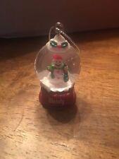 Ganz Snowglobe Personalized Christmas Ornaments
