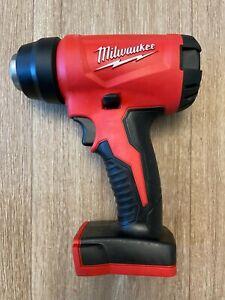MIlwaukee 2688-20 M18 Compact Heat Gun (Tool-Only) USED