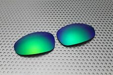 LINEGEAR Custom Replacement Lens for Oakley X-metal Juliet - GreenJade [JU-GJ]