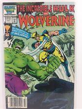 Incredible Hulk and Wolverine#1 - Reprints of Hulk 180, 181