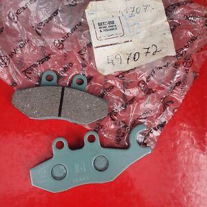 497072 Coppia Pasticche Freno Anteriori Hexagon Skipper 125 150  Piaggio