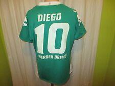 "Werder Bremen Kappa Damen/Lady Trikot 07/08 ""Citibank"" + Nr.10 Diego Gr.44 (XL)"