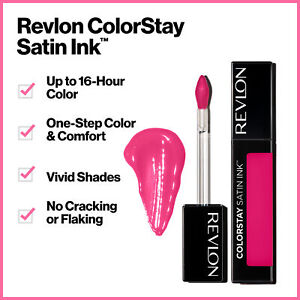 Revlon Colorstay Satin Ink Liquid Lipcolor, You Choose