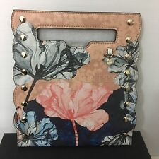 Mimco Lovely Pouch, Medium - Black Rosegold