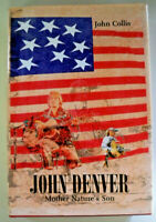 John Denver, Mother Nature's Son, by John Collis HB/DJ - 1840181249