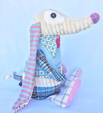 Les Deglingos Original  Nonos  The Dog -  French Animal Stuffed 11''
