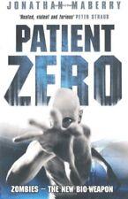 Patient Zero,Jonathan Maberry- 9780575086937