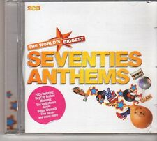 (FD312B) The World's Biggest Seventies Anthems, 35 tracks - 2CDS  - 2011