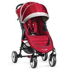 Baby Jogger Passeggino City Mini 4 Crimson-grey
