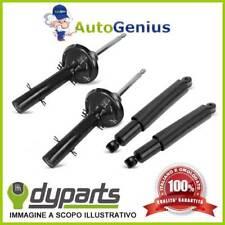 KIT 4 Ammortizzatori Anteriori e Posteriori Chevrolet matiz 0.8-1.0 bz LPG