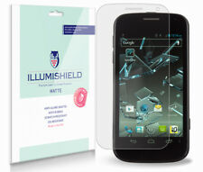 iLLumiShield Anti-Glare Matte Screen Protector 3x for ZTE Flash N9500 (Sprint)