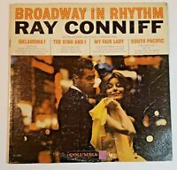 Ray Conniff And His Orch - Broadway In Rhythm (Columbia CL 1252) LP Vinyl 1958