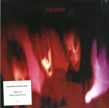 "THE CURE  ""PORNOGRAPHY""  lp 180 gr. remastered sealed"