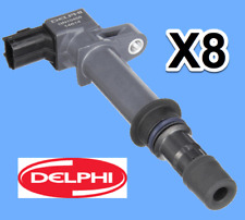 8 Ignition Coil on Plug DELPHI REPLACES OEM # 56028138 for Chrysler Dodge JEEP