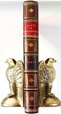 "c1870 HISTORICAL PLAYS OF WILLIAM SHAKESPEARE NEARFINE ILLUSTRATED FOLIO 13""x10"""