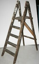 Vintage Wooden Ladder Step - FREE Delivery PL-1641