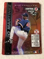 2000 MLB Showdown Pedro Martinez Boston Red Sox