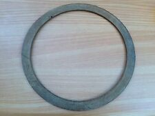 Original leather gasket for Russian 12-bolt diving helmet. Not used.