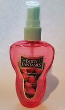 Strawberry Fantasy 3.4oz Fragrance Body Splash Women Parfums de Coeur