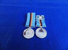 BRITISH FORCES GERMANY 1945 T0 1989 MINIATURE MEDAL SWING MOUNTED