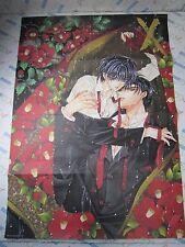 Anime Manga Comic X/1999 Promo Furoku Poster A Japan Clamp Kodasha Asuka