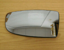 FORD TRANSIT MK8 2014+ WING MIRROR GLASS - LEFT N/S - SMALL LOWER - GENUINE NEW