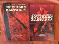SOUTHERN BASTARDS TRADE PAPERBACK VOLUME #1 & #2 TPB IMAGE LOT