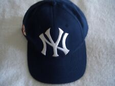 New York Yankees Baseball Hat/Cap Vintage  Large Embroidery Logo & Patch