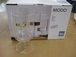 MODO Schott Zwiesel 6 x Wasserkelch Wasserglas NEU!