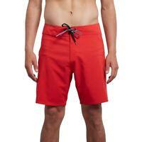 Volcom Men's Lido Solid Mod 4 Way Stretch Board Shorts (Retail $60)