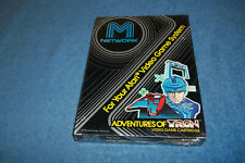 NEW NOS ATARI 2600 ADVENTURES OF TRON GAME FACTORY SEALED & S/W BOX MATTEL 7800